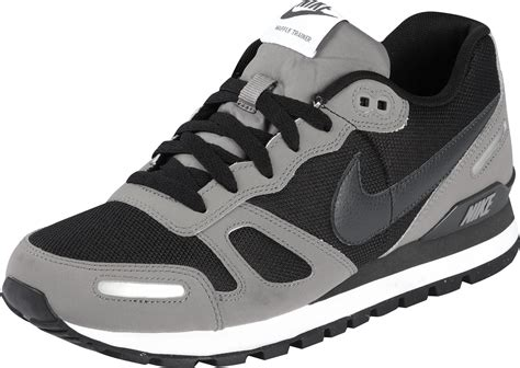 Nike Waffle Trainer nike air waffle trainer shoes grey black