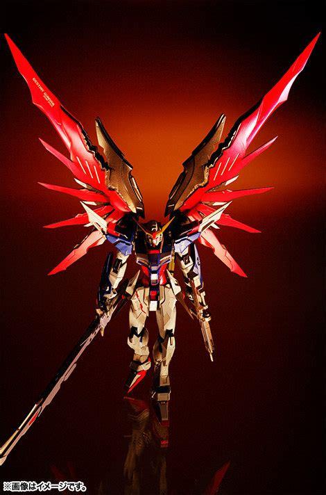 1100 Destiny Gundam Bandai new gundam model bandai 1 100 metal build destiny gundam