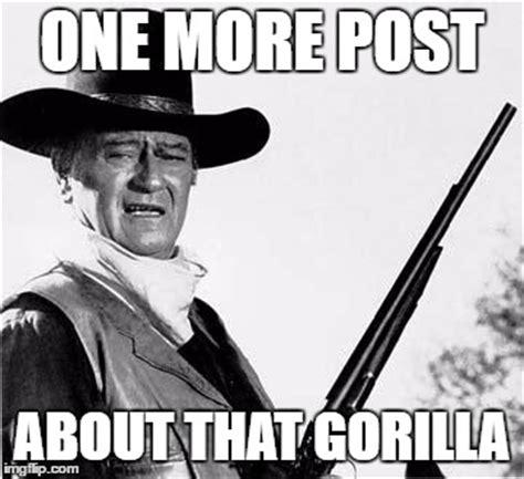 John Wayne Memes - john wayne comeback imgflip