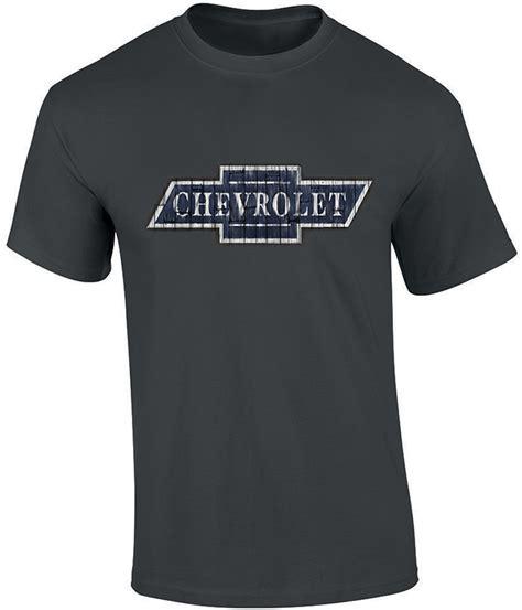 chevrolet t shirts chevrolet vintage bowtie t shirt chevymall