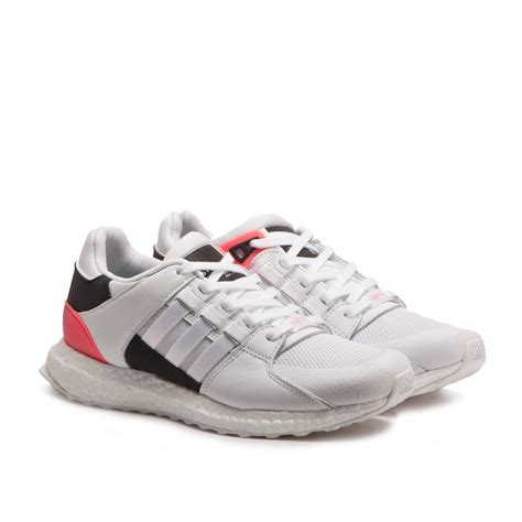 adidas eqt support ultra white turbo red black ba