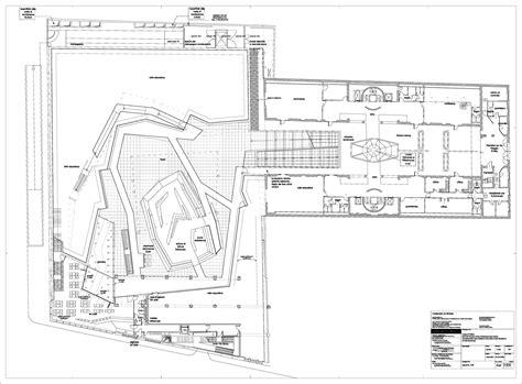museum floor plan requirements gallery of museum of contemporary art in rome studio