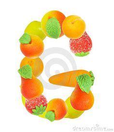 fruit 11 letters alphabet from fruit the letter g
