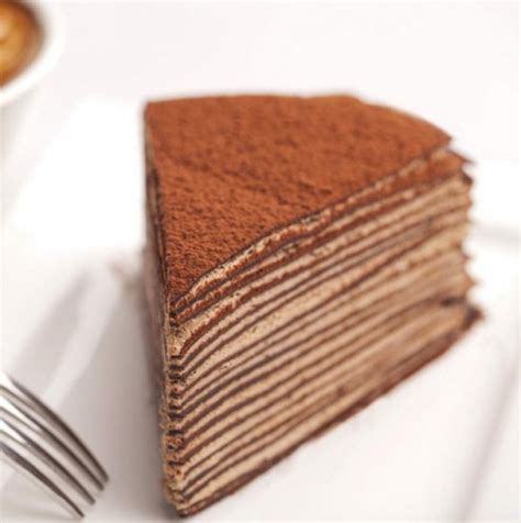 Mille Crepes Cake 16 beautiful mille crepe cakes in singapore to satisfy