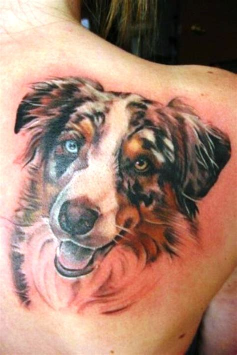 20 petits tatouages chien id 233 es dessins et mod 232 les club