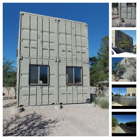 storage containers tucson tucson s one and only shipping container home