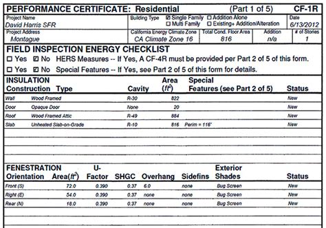 Solano S Do It Best Insulation Insulation Certificate Template