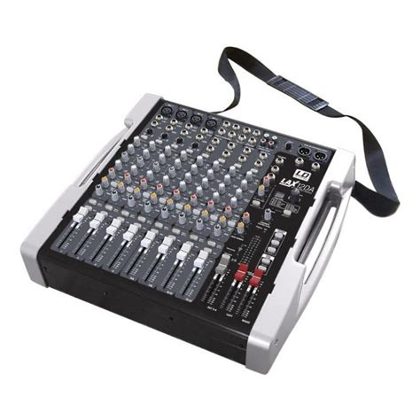 Harga Gear Rca disc ld systems lax 12d powered 12 channel mixer with
