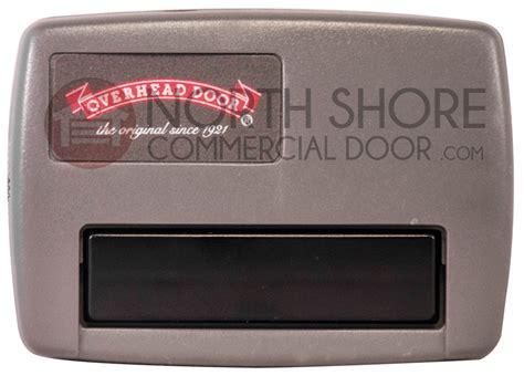 Overhead Door One Button Garage Door Opener Remote Ocdfx1 S Overhead Remote Garage Door Opener