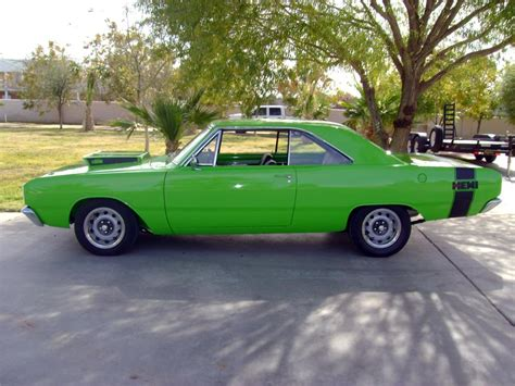 1967 DODGE DART 2 DOOR HARDTOP   117098
