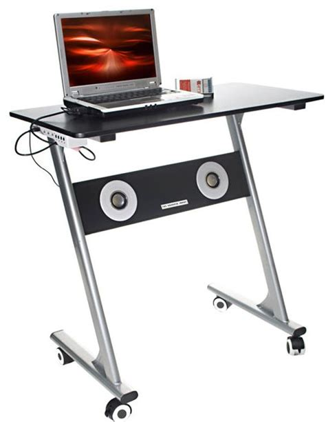 Coolbusinessideas Com Computer Desk With Built In Speakers Laptop Desk With Speakers