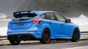 2018 ford focus rs vs st autosdrive autosdrive info
