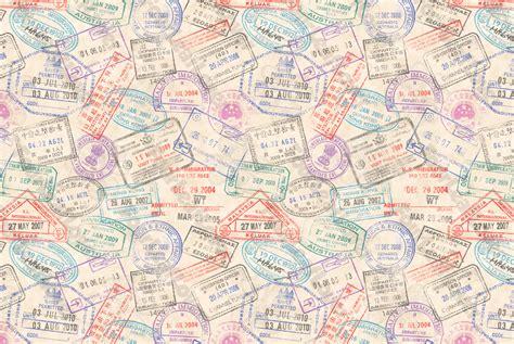 passport background pattern free passport sts seamless texture textures on creative market
