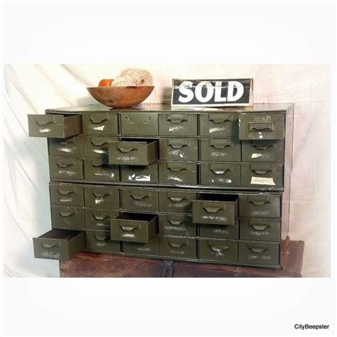 vintage industrial cabinet industrial storage lyon