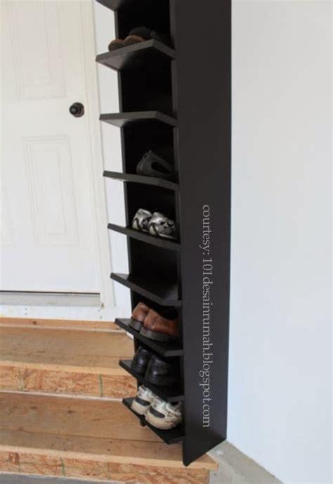 Rak Sepatu Atom desain rumah ideal 15 desain rak sepatu unik dan minimalis