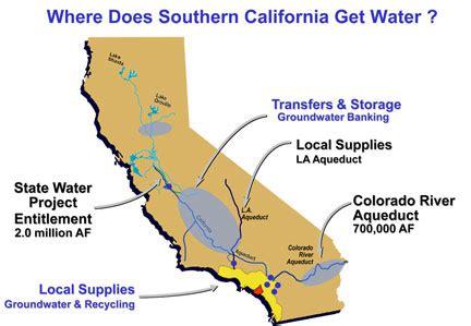 california water system map future aqueduct futures