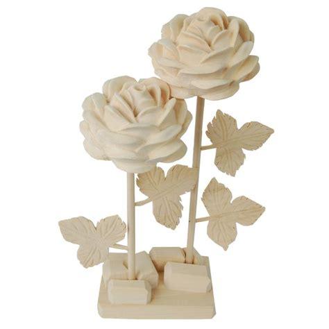 fiori in legno fiori vendita scultura in legno 1