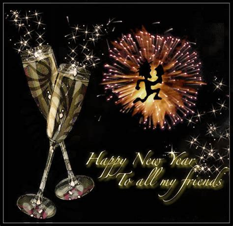 happy new year to all my friends pictures photos and