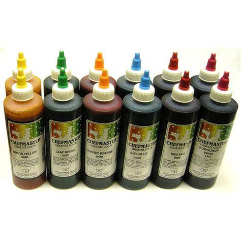 Chefmaster Food Color Coloring Burgundy Wine Pewarna Makanan Ungu Tua chefmaster liqua gel variety pk 12 10 1 2 oz bottles ebay