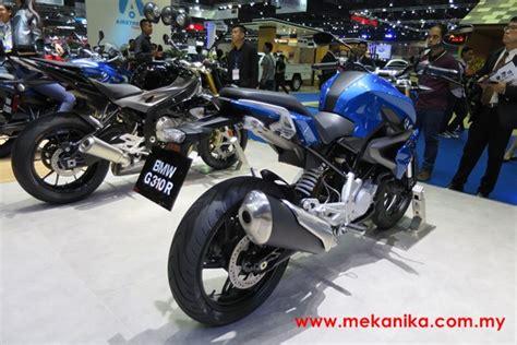 Chear Motorrad Malaysia by Bmw G310r Sudah Tiba Mekanika Permotoran Gaya Baru
