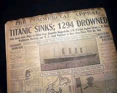 Garage Sales Tn Commercial Appeal by 1000 Images About The Titanic Sinks On