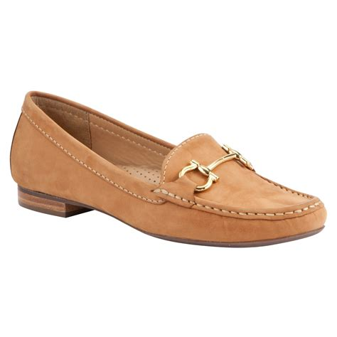 lewis loafers lewis moccasin loafers in brown lyst