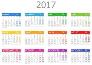 Enero De 2017 Calendario Calend 193 2017 Feriados