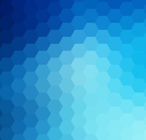 free vector hexagon background pattern free seamless blue hexagon background vector titanui