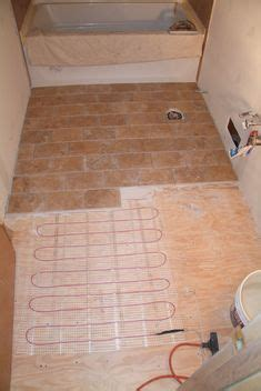 cost of heated floors in bathroom how much does radiant floor heating cost heating