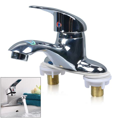Good Quality Kitchen Bathroom Basin Faucet 1 Handle 2