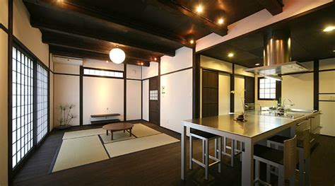 Japanese Dining Room Design by Japanese Zen Dining Room With Shoji Sliding Door