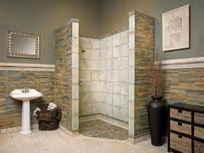 Bathroom Tile Remodel Ideas Rustic Bathroom Remodel Ideas With Yellow Motif Granite