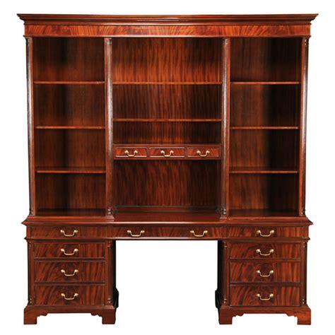 mahogany home office furniture nara solid mahogany