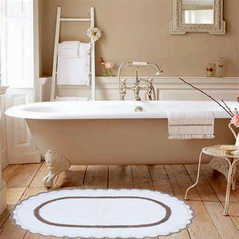 sobel tappeti sobel tappeto da bagno shabby chic ovale di stefano