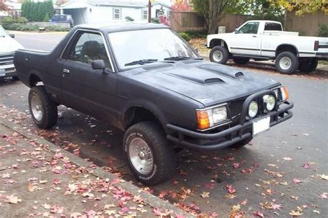 brat subaru lifted 17 best images about subaru baja brat on pinterest