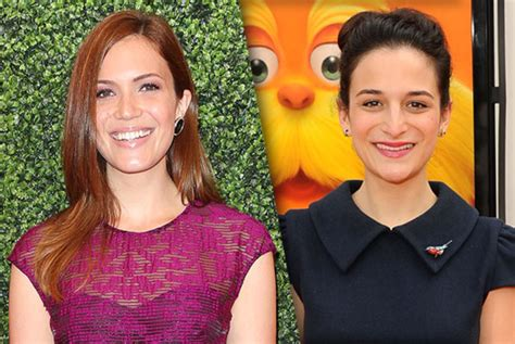 casting couch mandy pulling pilot mandy moore out jenny slate in vulture