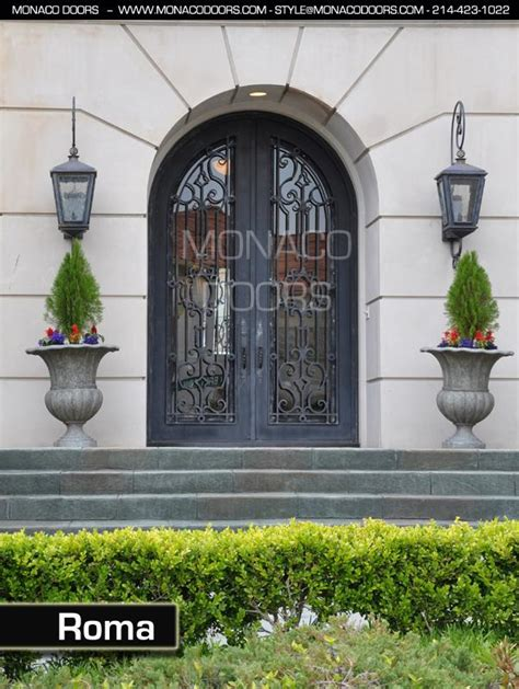 Exterior Doors San Antonio San Antonio Custom Doors San Antonio Doors San Antonio Wrought Iron Monaco Doors