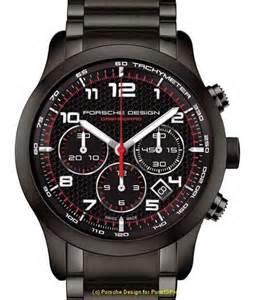 Porsche Watches Porsche Design Dashboard P 6612 Ptc Pictures Specs