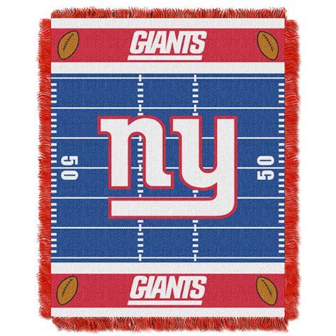 Ny Giants Crib Bedding Nfl New York Giants Baby Blanket Buy At Team Bedding