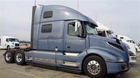 2020 Volvo Truck by 2020 Volvo Vnl64t860 Sleeper Truck Kansas City Mo