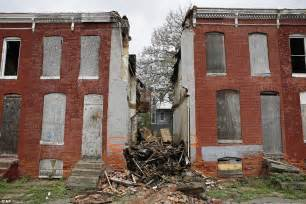 baltimore homes for baltimore homes are razed as part of 94m project daily