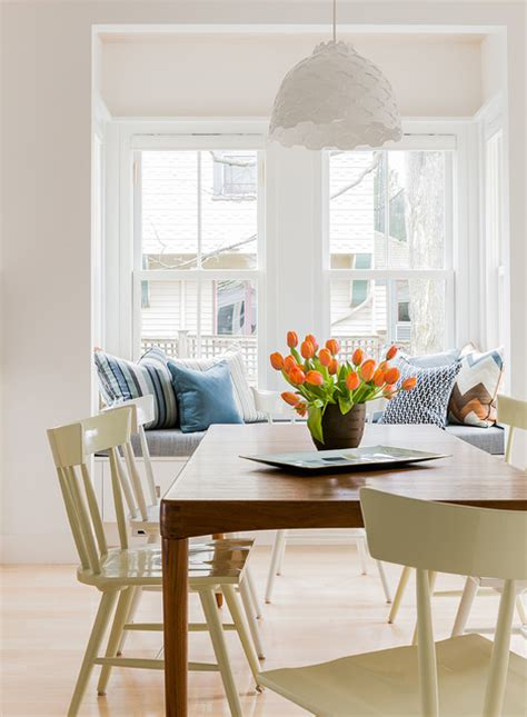 This Old House Cambridge Modern Dining Room Boston Dining Rooms Cambridge