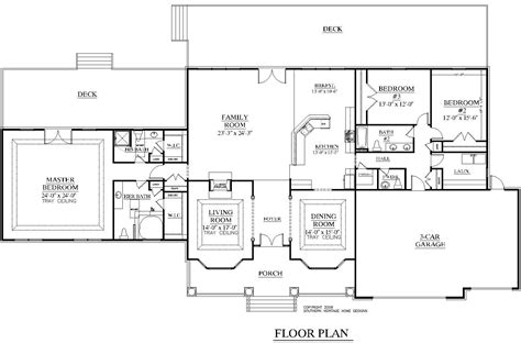 3 bedroom rambler floor plans 100 rambler house plans 3 bedroom rambler floor plans