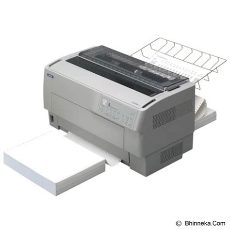 Printer Epson Murah Dibawah 500 Ribu jual epson printer dfx 9000 printer dot matrix murah