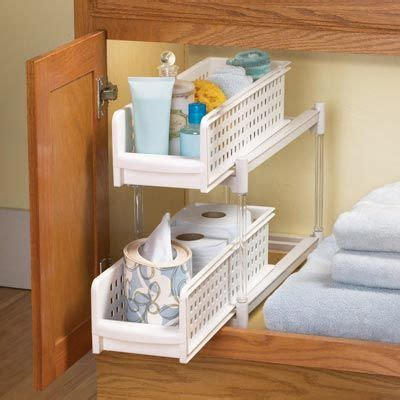 Pull Out Bathroom Storage Kitchen Bathroom Cabinet Pull Out Drawer Organizers