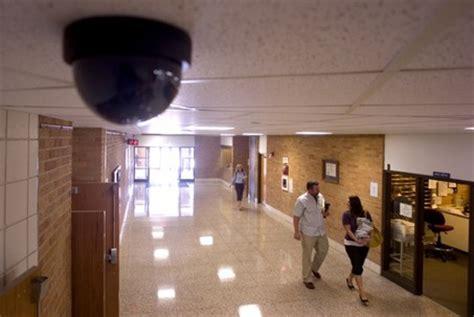 why do nyc schools need surveillance cameras? | nyc school