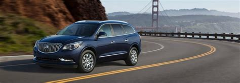 buick enclave towing capacity  performance