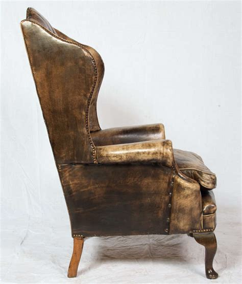 Vintage Chesterfield Sofa by Vintage Chesterfield Leather Sofa At 1stdibs