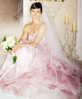 brides on weddings: justin timberlake and jessica biel's