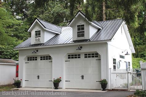 New Garages by Garages Large Storage Multi Car Garages Backyard